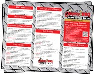 Company 7 BBQ's Catering/Carryout Menu