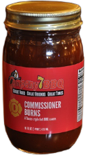 Company 7 BBQ Sauce – Commissioner Burns