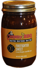 Company 7 BBQ Sauce – Firefighter Sweet