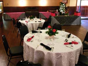 Special Event Seating