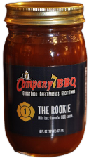 Company 7 BBQ Sauce – The Rookie